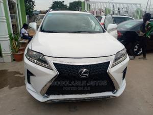 Lexus RX 2010 350 White | Cars for sale in Lagos State, Agege