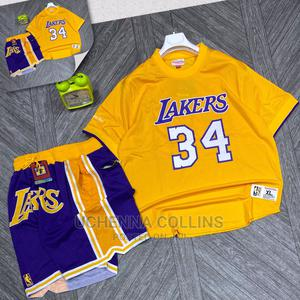 Original Shirt and Shorts NBA | Clothing for sale in Lagos State, Surulere