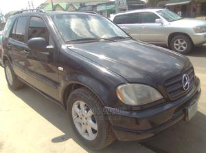 Mercedes-Benz M Class 2003 Black   Cars for sale in Rivers State, Port-Harcourt