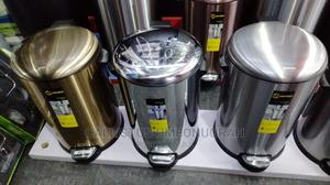 Stainless Trash Can / Waste Bin | Home Accessories for sale in Abuja (FCT) State, Maitama