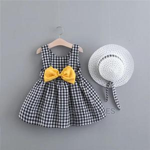 Kids/Girls Gown With Hat | Children's Clothing for sale in Lagos State, Ajah
