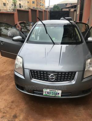 Nissan Sentra 2007 2.0 Gray | Cars for sale in Enugu State, Enugu
