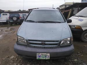 Toyota Sienna 1999 Green | Cars for sale in Lagos State, Shomolu