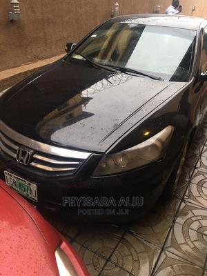 Honda Accord 2008 2.0 Comfort Automatic Black   Cars for sale in Lagos State, Ojodu