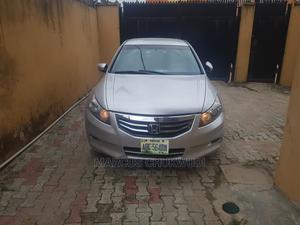 Honda Accord 2010 Sedan EX Automatic Silver | Cars for sale in Lagos State, Ogudu