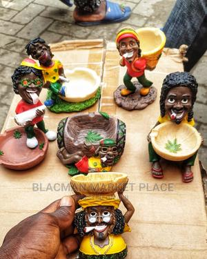 """Sculpted """"Rasta-Inspired' Ash-Trays   Tobacco Accessories for sale in Lagos State, Lagos Island (Eko)"""
