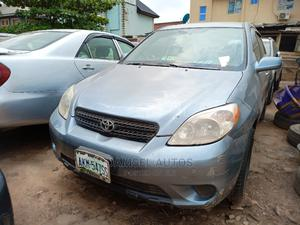 Toyota Matrix 2006 Blue | Cars for sale in Lagos State, Ikeja