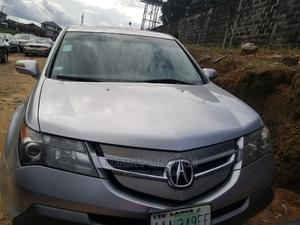 Acura MDX 2008 SUV 4dr AWD (3.7 6cyl 5A) Silver   Cars for sale in Rivers State, Port-Harcourt