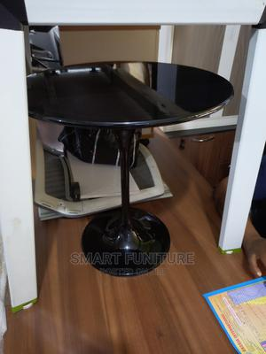 Strong Portable Round Table   Furniture for sale in Lagos State, Ikoyi