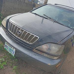 Lexus RX 2003 300 4WD Black | Cars for sale in Lagos State, Ikorodu