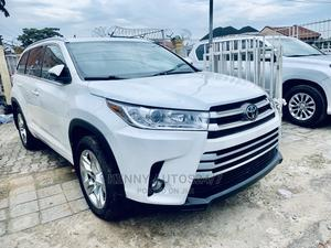Toyota Highlander 2015 White | Cars for sale in Lagos State, Ikeja