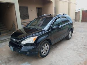 Honda CR-V 2008 2.0i Executive Automatic Black | Cars for sale in Kwara State, Ilorin West