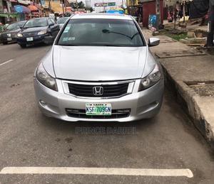 Honda Accord 2008 2.4 EX Silver | Cars for sale in Lagos State, Shomolu