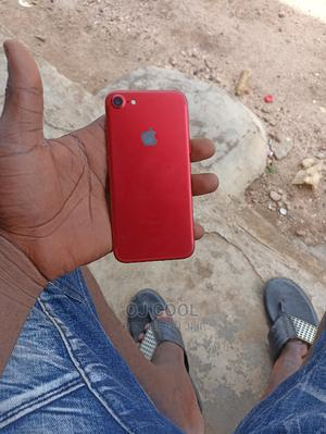 Apple iPhone 7 32 GB Red   Mobile Phones for sale in Osun State, Osogbo