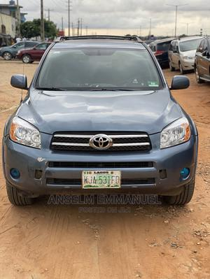 Toyota RAV4 2010 2.5 Limited Blue | Cars for sale in Lagos State, Isolo