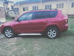 Toyota RAV4 2010 2.5 Limited 4x4 Red | Cars for sale in Lagos State, Surulere