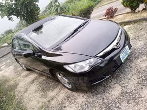 Honda Civic 2008 1.4 Black | Cars for sale in Rivers State, Port-Harcourt