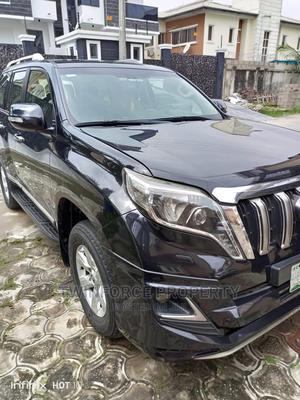 Toyota Land Cruiser Prado 2015 Black   Cars for sale in Lagos State, Lekki