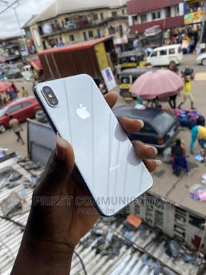 Apple iPhone X 64 GB Silver | Mobile Phones for sale in Imo State, Owerri