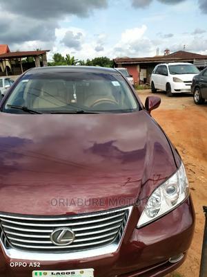 Lexus ES 2008 350 Brown   Cars for sale in Edo State, Benin City