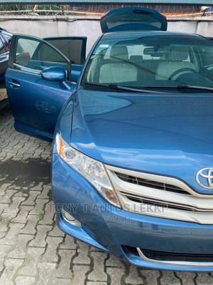 Toyota Venza 2009 V6 Blue   Cars for sale in Lagos State, Ajah