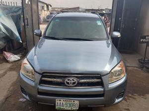 Toyota RAV4 2010 Blue | Cars for sale in Lagos State, Surulere