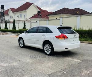 Toyota Venza 2011 V6 AWD White   Cars for sale in Abuja (FCT) State, Galadimawa