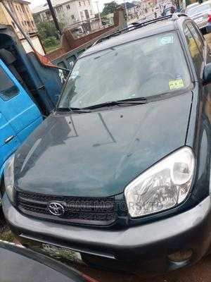 Toyota RAV4 2002 Automatic Green | Cars for sale in Lagos State, Ejigbo