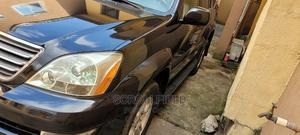 Lexus GX 2005 470 Sport Utility Black   Cars for sale in Lagos State, Surulere