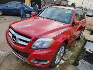 Mercedes-Benz GLK-Class 2014 350 4MATIC Red | Cars for sale in Lagos State, Surulere