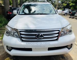 Lexus GX 2010 460 White   Cars for sale in Abuja (FCT) State, Garki 2