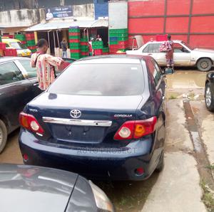 Toyota Corolla 2010 Blue | Cars for sale in Lagos State, Alimosho