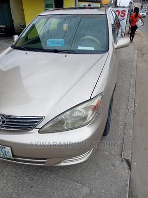 Toyota Camry 2004 Gold   Cars for sale in Rivers State, Obio-Akpor