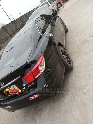 Lexus ES 2007 350 Black   Cars for sale in Lagos State, Victoria Island
