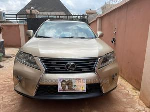 Lexus RX 2010 350 Gold | Cars for sale in Delta State, Sapele