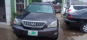 Lexus RX 2008 350 Purple   Cars for sale in Lagos State, Ogba