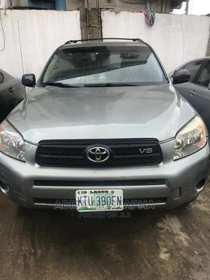 Toyota RAV4 2007 Limited V6 Gray | Cars for sale in Lagos State, Ogba
