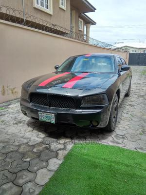 Dodge Charger 2007 SE Black   Cars for sale in Lagos State, Lekki