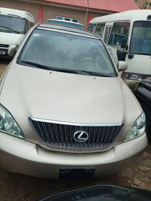 Lexus RX 2004 330 Gold   Cars for sale in Lagos State, Ejigbo