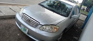 Toyota Corolla 2006 Silver | Cars for sale in Lagos State, Surulere