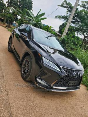 Lexus RX 2020 350L 4WD Black   Cars for sale in Lagos State, Ikeja