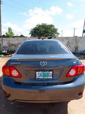 Toyota Corolla 2009 Gray | Cars for sale in Osun State, Osogbo