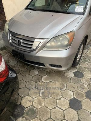 Honda Odyssey 2008 EX-L DVD Silver | Cars for sale in Lagos State, Surulere