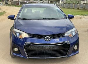 Toyota Corolla 2015 Blue | Cars for sale in Abuja (FCT) State, Jahi