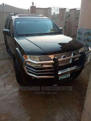 Nissan Pathfinder 2005 Black   Cars for sale in Ogun State, Ikenne