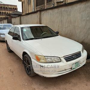 Toyota Camry 2001 White | Cars for sale in Lagos State, Ifako-Ijaiye