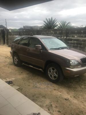 Lexus RX 1999 300 Brown   Cars for sale in Lagos State, Ikorodu