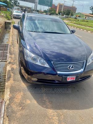 Lexus ES 2008 350 Blue | Cars for sale in Kwara State, Ilorin East