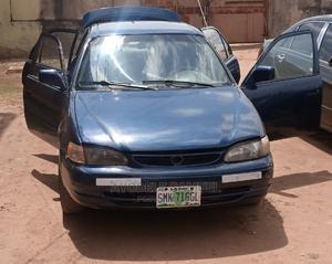 Toyota Corolla 2000 1.9 D Sedan Blue | Cars for sale in Lagos State, Ipaja