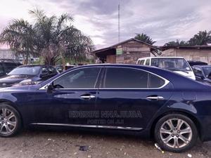 Lexus LS 2010 460 L AWD Blue   Cars for sale in Delta State, Warri